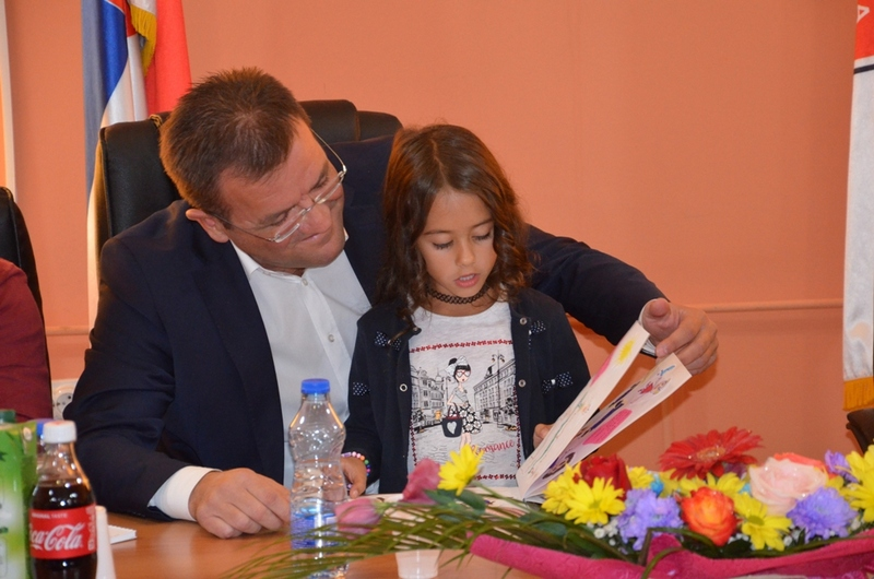 Miljković: Budite dobri đaci i slušajte svoje roditelje i nastavnike