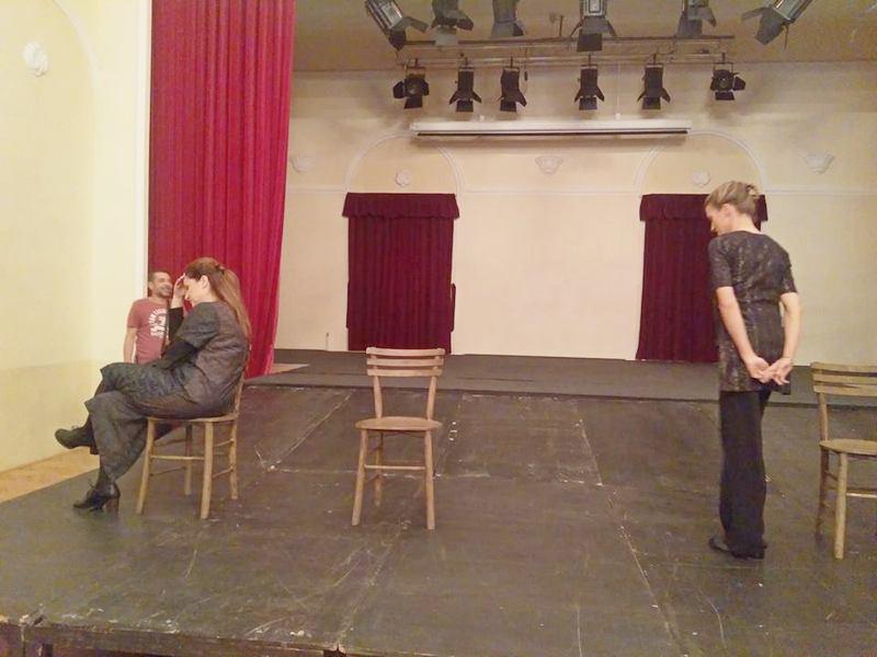 """Predstava Kruševačkog pozorišta """"I svaki put kao da je prvi"""" na Borinim danima"""
