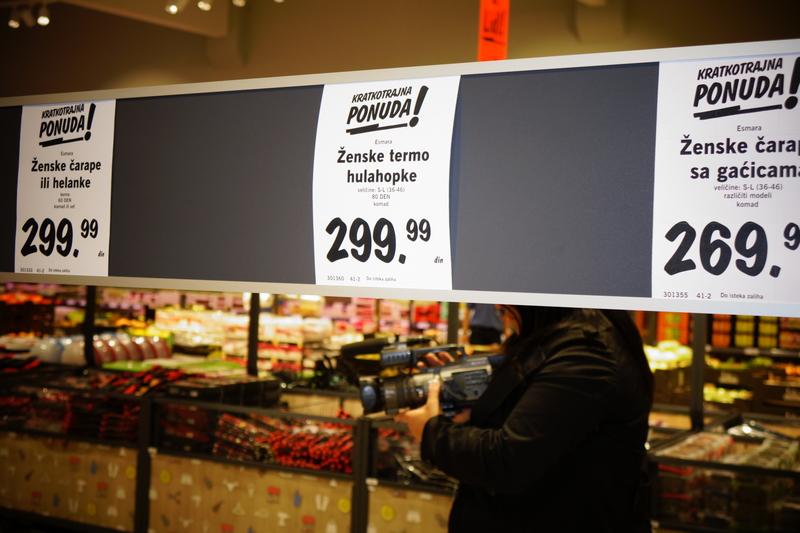 Mislite da su pile i banane najjeftiniji? OVO SU CENE iz Lidla