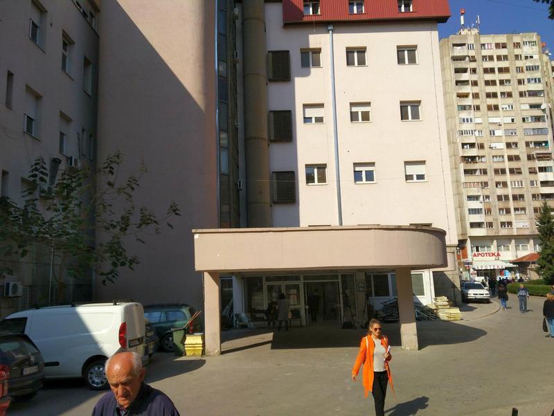 Sve ambulante u Kliničkom centru uskoro pod jednim krovom