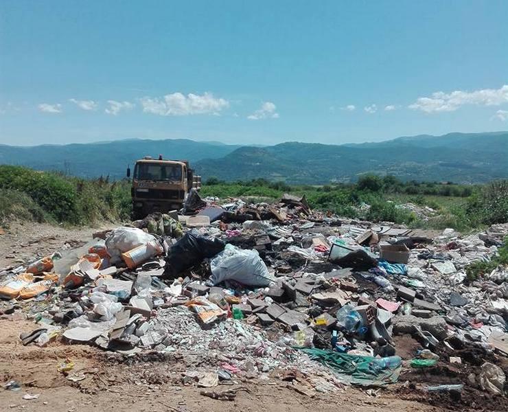 Divlje deponije stalni problem u Vranju, grad nema dovoljno novca u budžetu za njihovo rešavanje