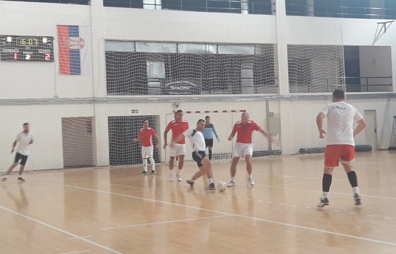 Počinje futsal Biznis ligau Leskovcu