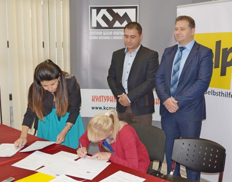 Help i opština Medveđa uručili 15 grantova vrednih 36.000 evra
