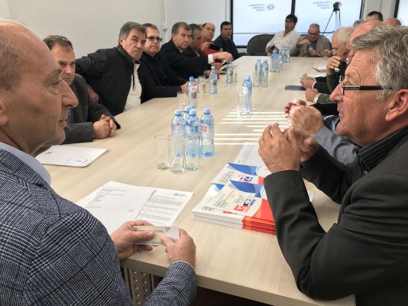 Privredne komore Pirota i Burgasa potpisale sporazum o saradnji