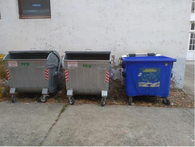 Zamenjeno 80 kontejnera u leskovačkim osnovnim i srednjim škola