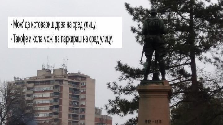 Šta sve možeš u Leskovac, a u Beograd ne
