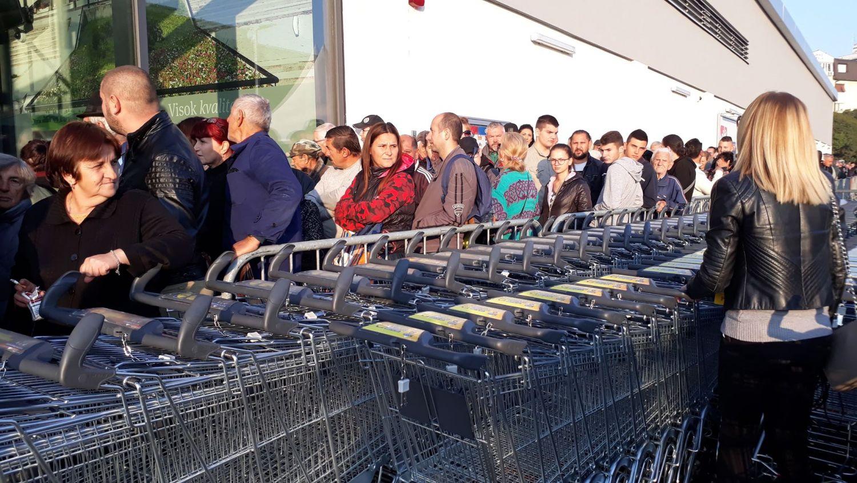 Minimalac nikako da stigne minimalnu potrošačku korpu