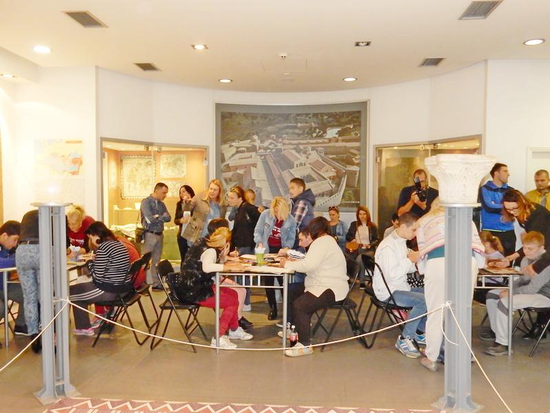 Muzej: Radionica za decu sa invaliditetom