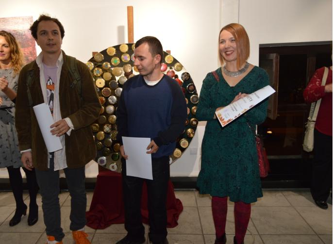 Aleksandar Spasić laureat Oktobarskog likovnog salona