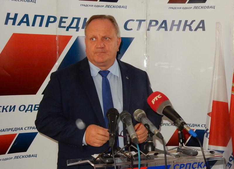 SNS Leskovac čestita pobedu kolegama na vanrednim izborima i podseća da su oni bili bolji
