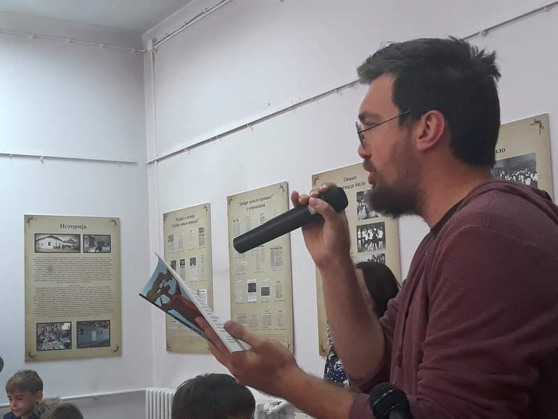 Stefan Tićmi u najužem izboru za nagradu Politkinog Zabavnika