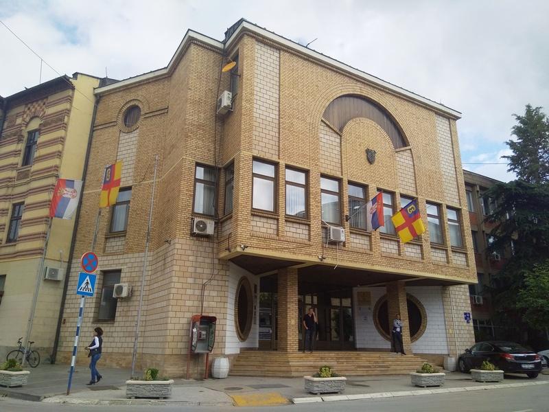 U Vranju manji broj gradskih većnika i pomoćnika gradonačelnika