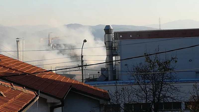 BEZ PANIKE Nije požar u Duvanskoj industriji, već pokazna vežba