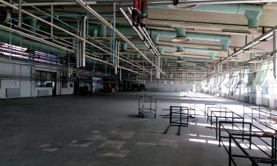 U ovoj hali biće posla za 250 radnika
