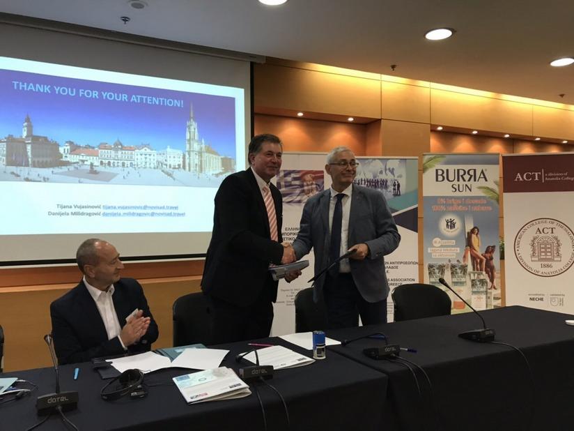 Potpisana ekonomsko-trgovinska saradnja Pirota i Soluna