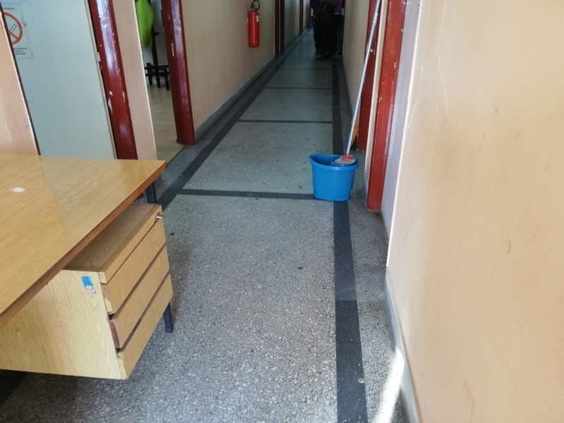 Velika akcija čišćenja u leskovačkim preduzećima, ustanovama i Gradskoj upravi