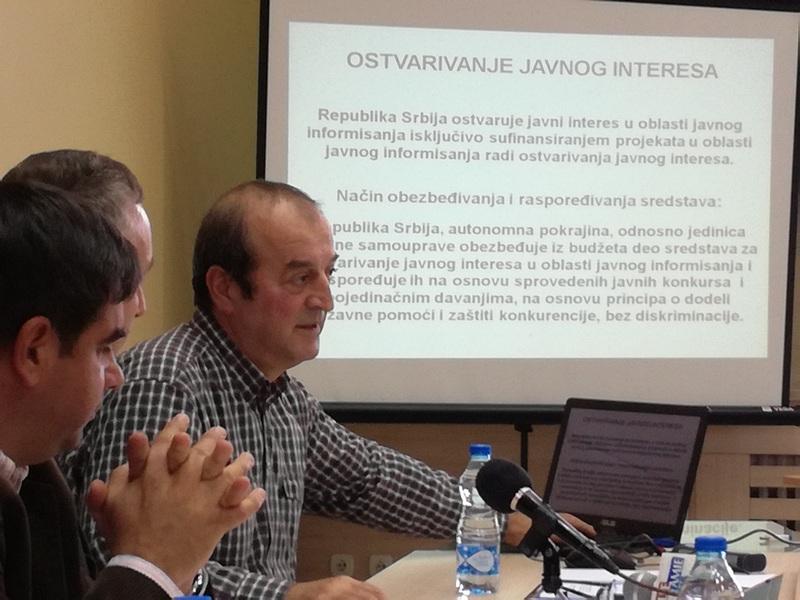 Javna debata Gradske uprave Pirota i NUNS-a o sufinansiranju medijskih projekata