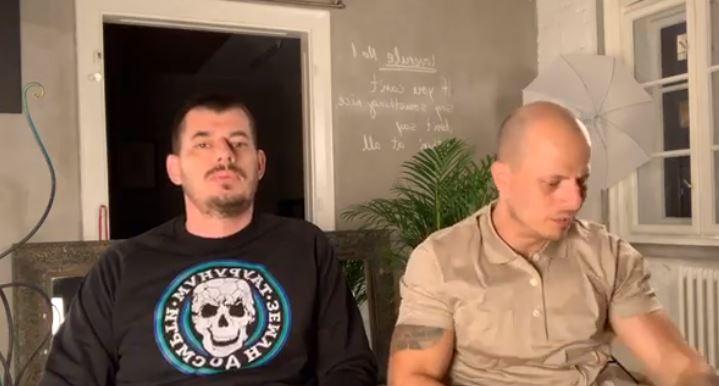 """Privedene vođe grupe """"Levijatan"""" zbog pretnji na internetu!"""
