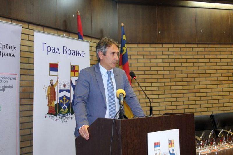 Gradonačelnik uputio pismo podrške predsednicima opština sa Kosova i Metohije