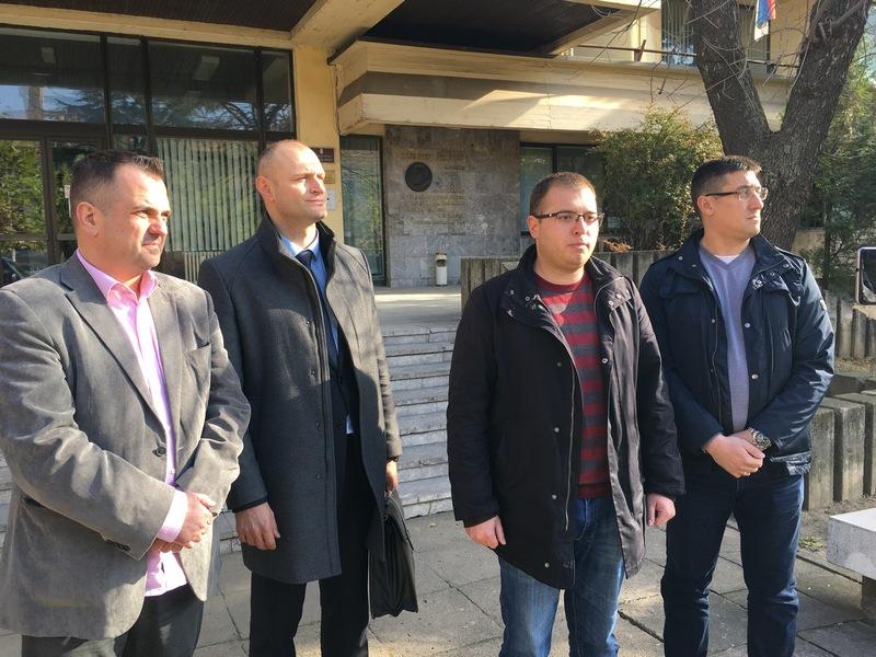 Narodna stranka podnela krivične prijave protiv četvorice članova SNS