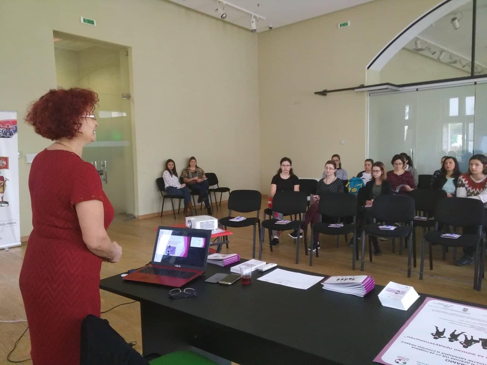 Počela obuka nezaposlenih mladih žena  za pokretanje biznisa