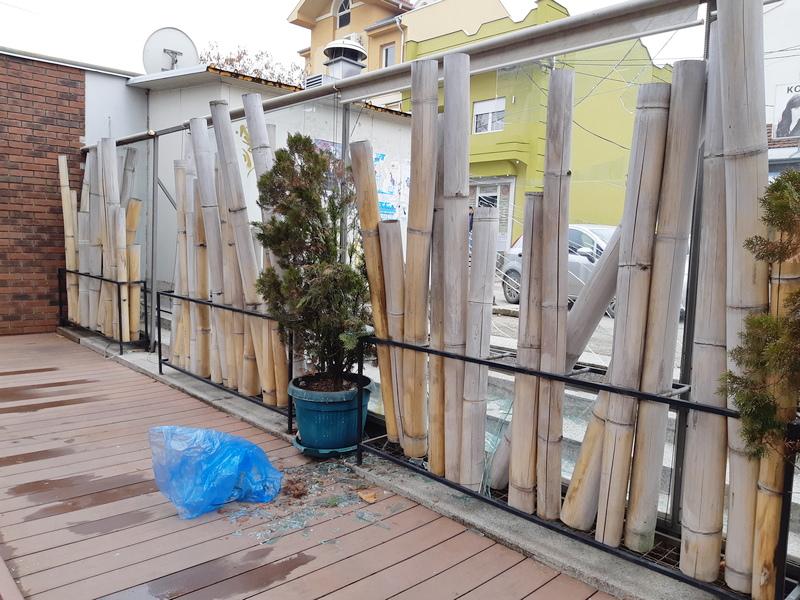 Mladić u Leskovcu nastradao od uboda staklom