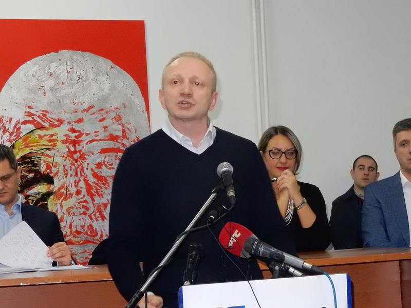 Đilas: Sve će biti srpsko što je prodato strancima u bescenje (VIDEO)