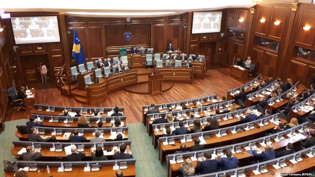 Skupština Kosova nesposobna da spreči Tačija da pregovara o razmeni teritorija?
