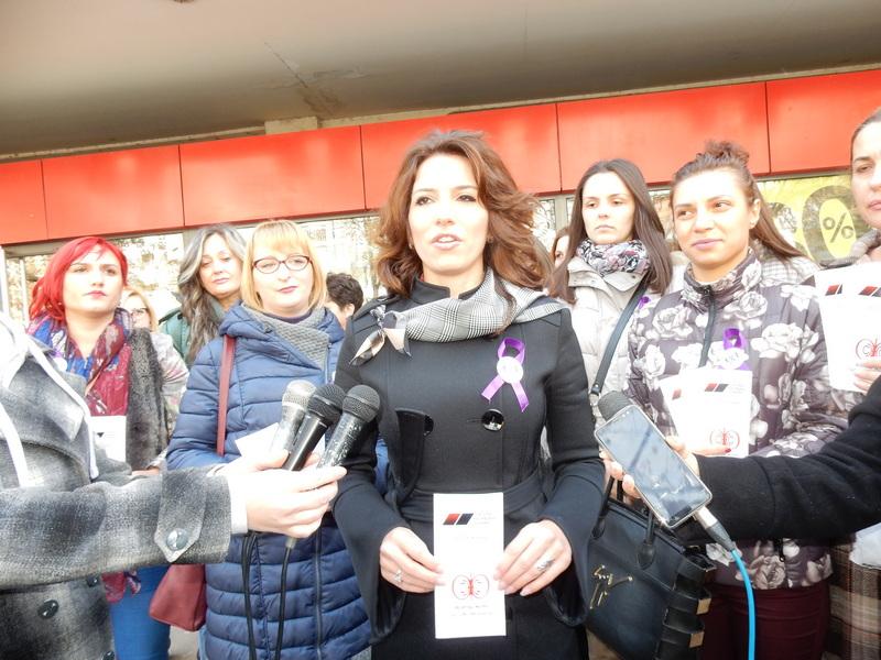 Forum žena SNS u borbi protiv nasilja nad ženama