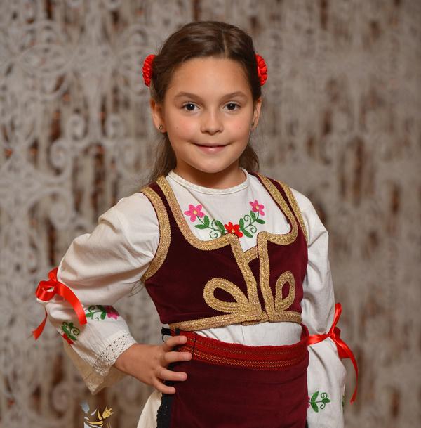 Prva mala dama turizma Srbije Sofija iz Leskovca