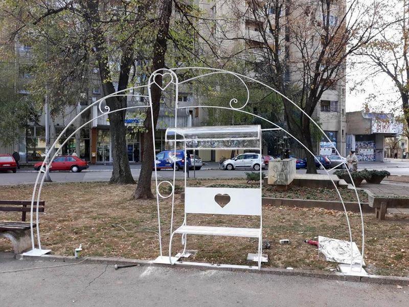 """""""Staza ljubavi"""" za sve mladence kod Kuće za venčanje"""