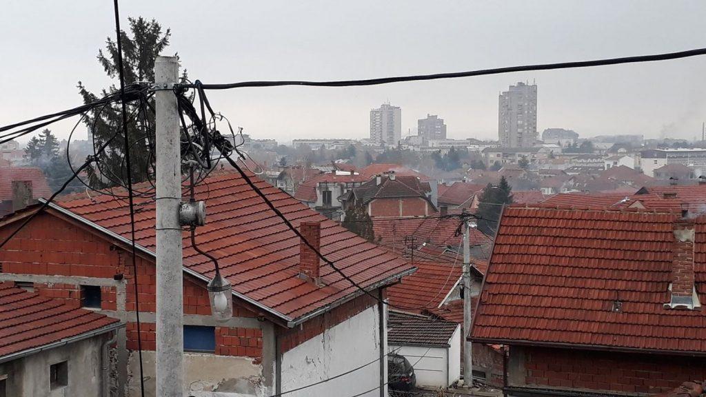 Sutra bez struje dve stambene zgrade u Leskovcu