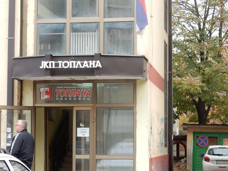 Leskovačka Toplana grejanje nastavlja i u hladnim danima do 1. maja
