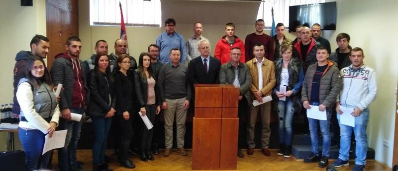 Od 250 do 400 hiljada za mlade privrednike iz Vlasotinca, Leskovca, Lebana i Medveđe