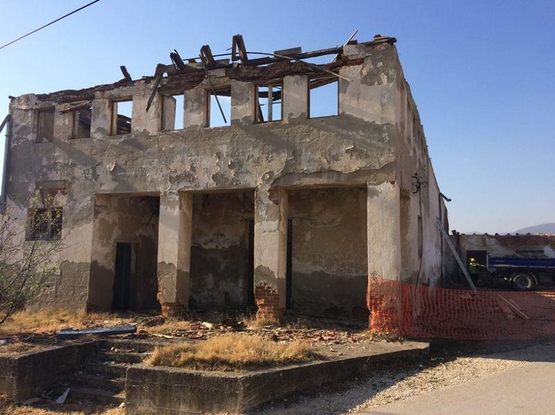 Počeli radovi na obnovi Zadružnog doma u selu Dubnica