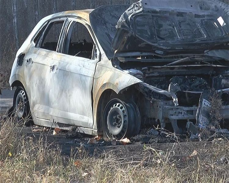 Zapaljen još jedan auto u Nišu