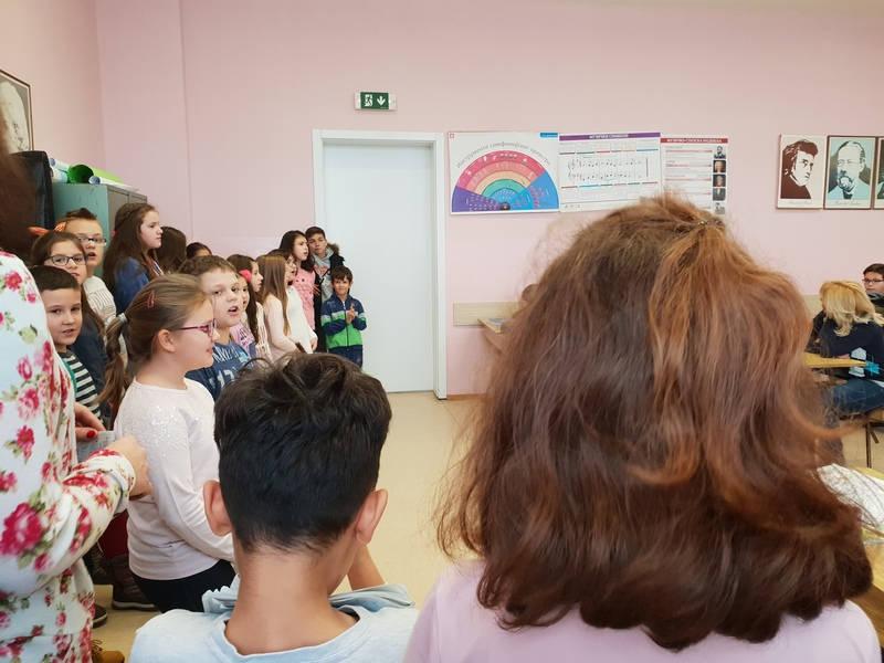 Školska priredba  povodom Međunarodnog dana migranata