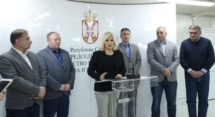 Putevi Srbije će sanirati tri klizišta u Vranju