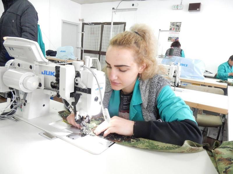 U Crnoj Travi otvorena fabrika sa 32 radnika