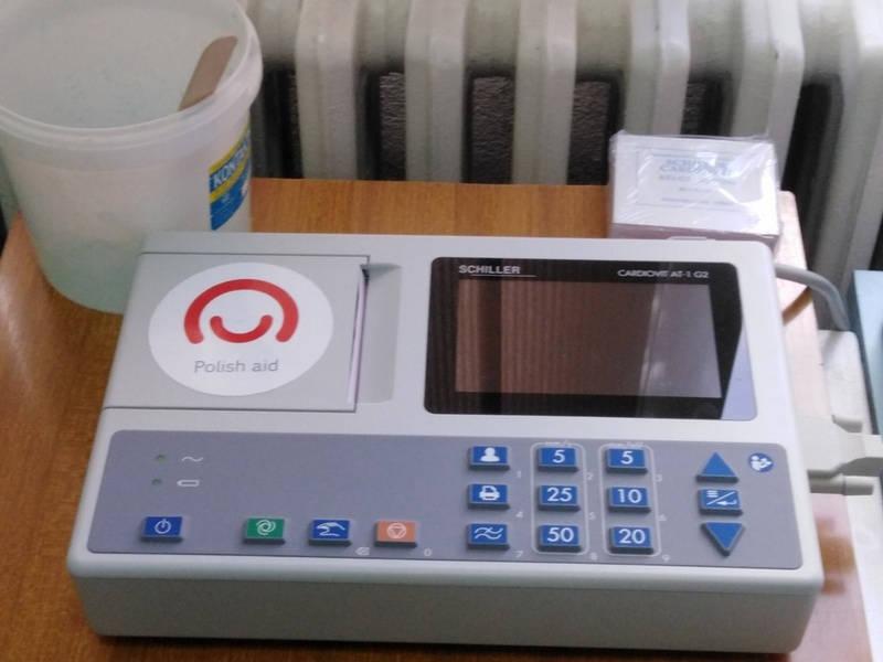 Dom zdravlja u Vlasotincu dobio najsavremeniji EKG aparat i merače krvnog pritiska