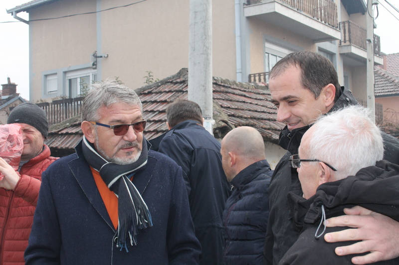 Meštani naselja Čerenac dobijaju vodu posle 15 godina