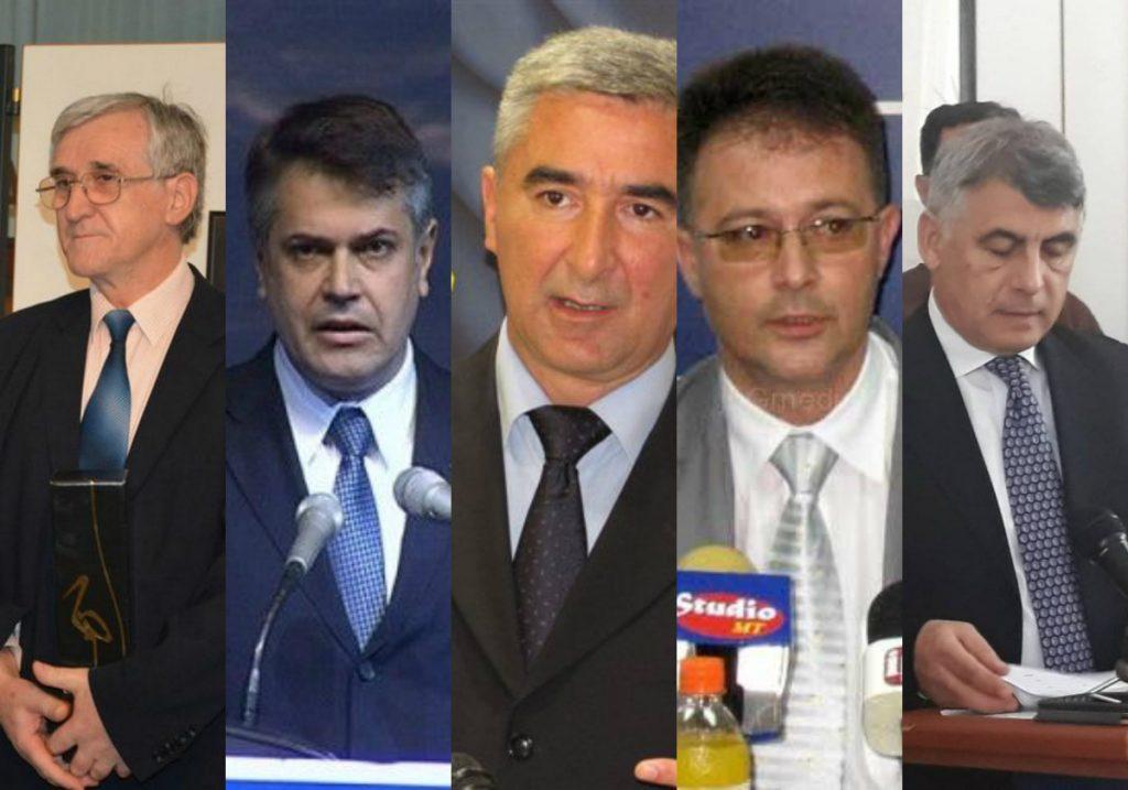 Da li se sećate? Svi oni su bili na čelu Jablaničkog okruga od 2000-te do danas