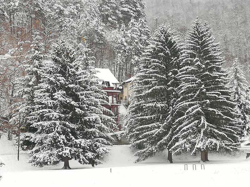 FOTO PRIČA: Zimska idila u Sijarinskoj Banji