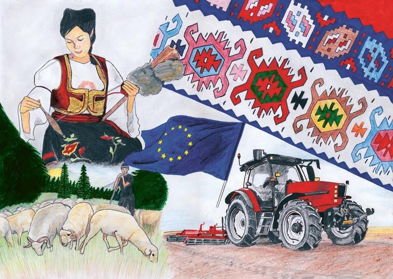 Katarina Živković iz Pirota među 12 najboljih na konkursu EU PRO