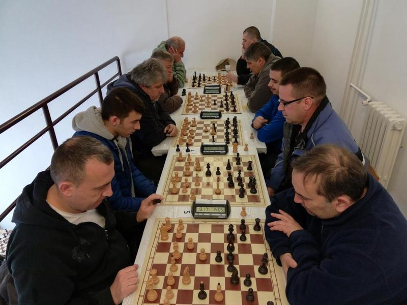 """U Medveđi odigran prvi memorijalni turnir u šahu """"Milutin Vuković – Dile"""""""