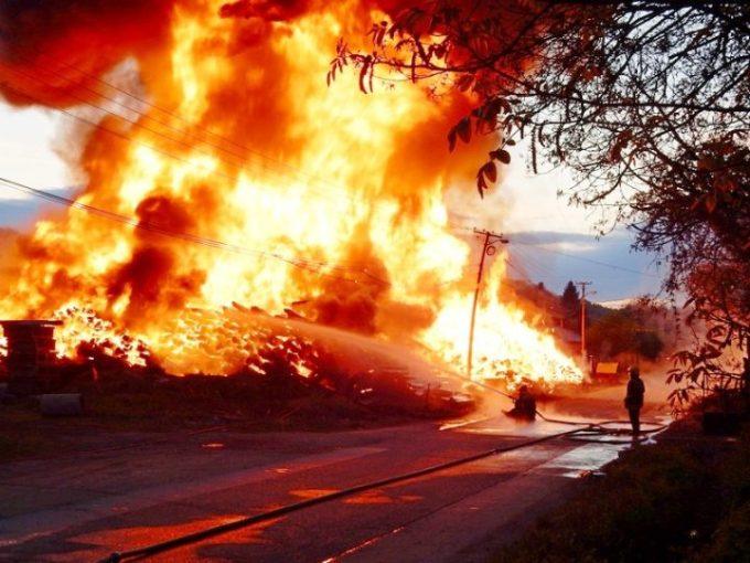 Starija žena izgorela u požaru