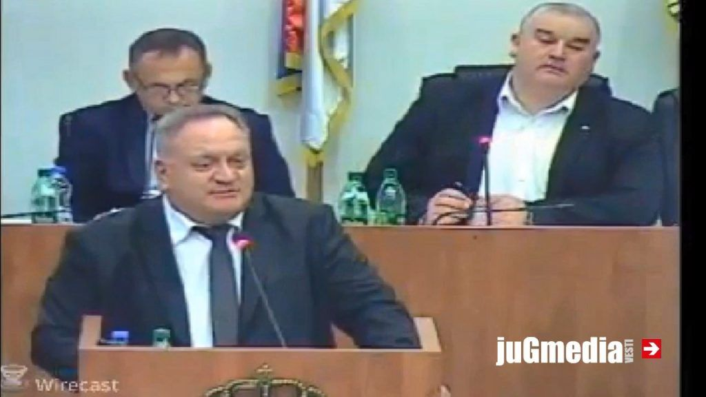 Cvetanović o obrušenom plafonu u Gimnaziji (VIDEO)