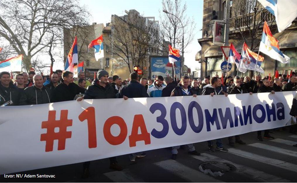 """Na dočeku Putina oni su """"1 od 300 miliona"""""""