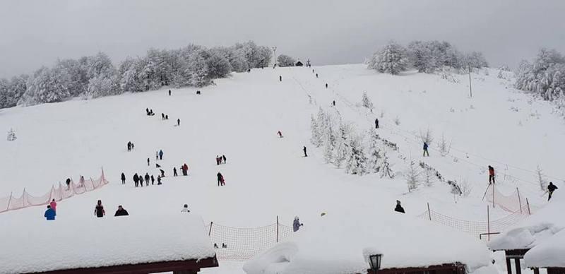 Besplatno zimovanje za 24 najbolja učenika na Besnoj kobili