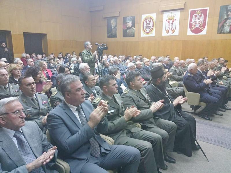 Svečana akademija povodom Dana Vojne bolnice
